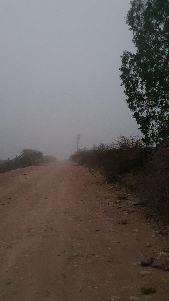 Neblina en #CadereytadeMontes #PuebloMágico https://t.co/2W7UMMrLfa