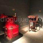 Image for the Tweet beginning: El Museo de la Industria