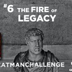 """This week's #GreatManChallenge: Does your understanding of manhood already include an obligation to the next generation? If not, why not? Read chapter six of """"Men on Fire"""" for more guidance. (Get your copy here: https://t.co/MkxCajGuVk.)"""