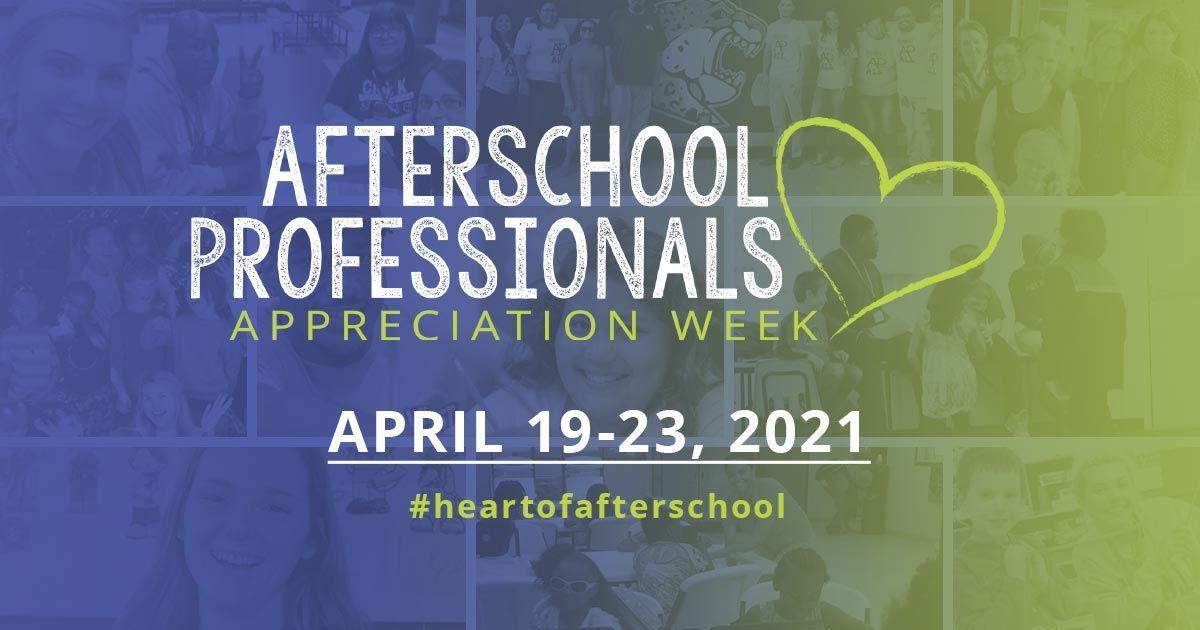 #HeartOfAfterschool