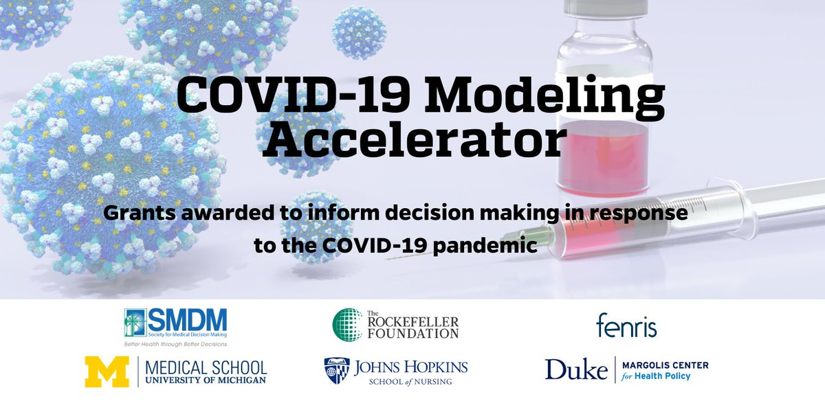This new initiative is expanding access to the latest data, critical decision-making tools and actionable solutions for state and local policy makers, public health officials, medical care staff and others working to stop the #COVID19 crisis in the U.S.