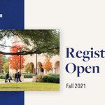 Image for the Tweet beginning: Course enrollment is open for