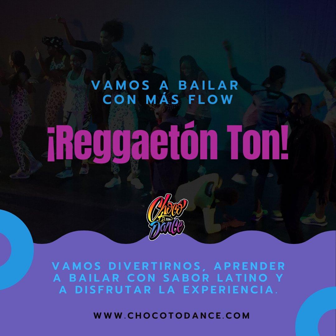 test Twitter Media - ¡Vamos a bailar con más #flow! En Chocó to Dance le dimos el toque #colombiano al reggaetón, lo llenamos de sabor y #sensualidad. https://t.co/qMRprOcMJV https://t.co/g5DZyK684T