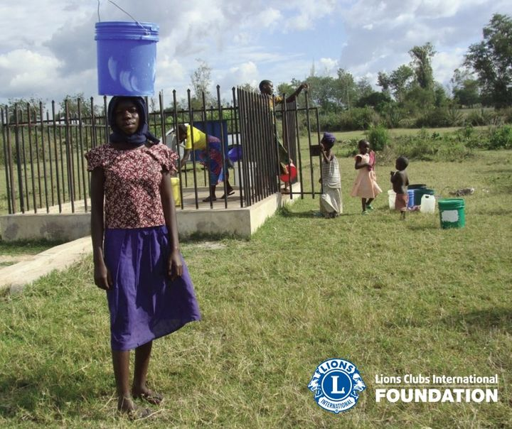 test Twitter Media - For 15-year-old Valentina Matiku, life involved walking miles away from her home in the blistering heat to find water for her family every day. Fortunately, a US$77,000 grant from LCIF gave Valentina and other villagers what they needed most. Full story ➡️ https://t.co/7XRNZclEYh https://t.co/BCOgWU4ioa
