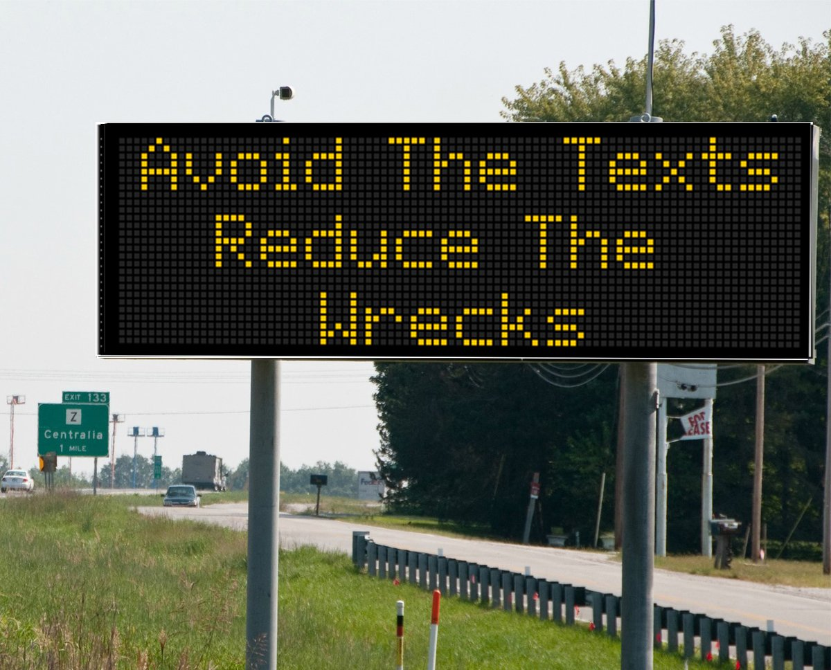 Image posted in Tweet made by MoDOT on April 19, 2021, 4:01 pm UTC