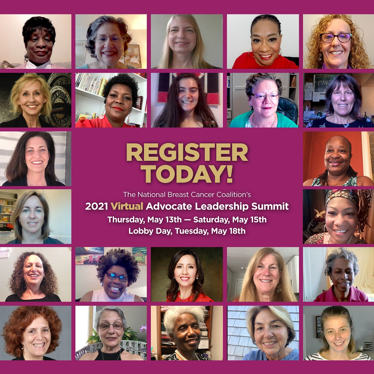 test Twitter Media - Join #NBCC in the fight to end #breastcancer and register today for the 2021 Virtual Advocate Leadership Summit! For registration information and program updates, visit https://t.co/pZ0fLwuCwH https://t.co/CC06S0eK4c