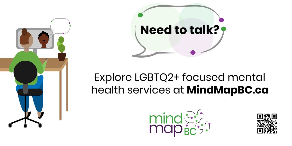 Are you someone from BC with professional and/or lived experience re: #LGBTQ2 #mentalhealth? Apply by May 7 to join the https://t.co/la9tW8TvK6 Advisory Group! https://t.co/oXy7FLo8O6