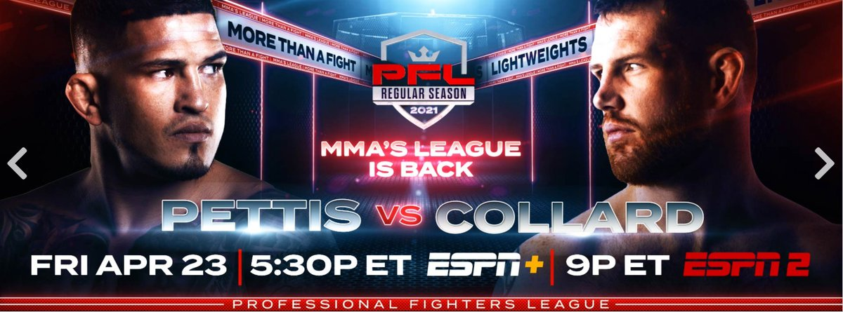 I am very pleased to announce the launch of our PFL Premium content on https://t.co/KWeoGxjCSA, which will be headed by the talented @TimZTimmyZ!  Tim will be doing full written breakdowns for the Main Card, plus a podcast, and of course posting any bets he has for the event. https://t.co/wBKAclU6CG