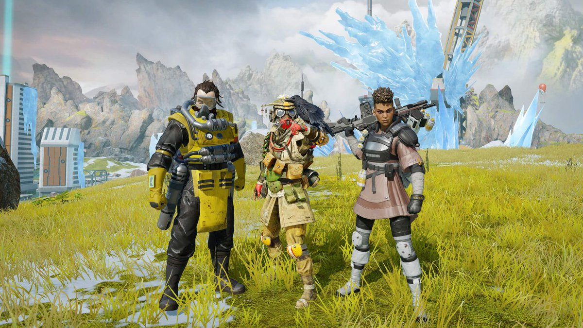 Apex Legends is coming to mobile https://t.co/K3Vl4C0CQt https://t.co/cLG9iXWUCb