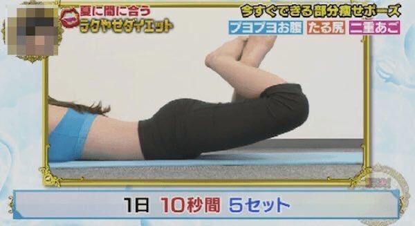 お腹やお尻を痩せたい人にオススメ?部分痩せトレーニング方法がこれ!