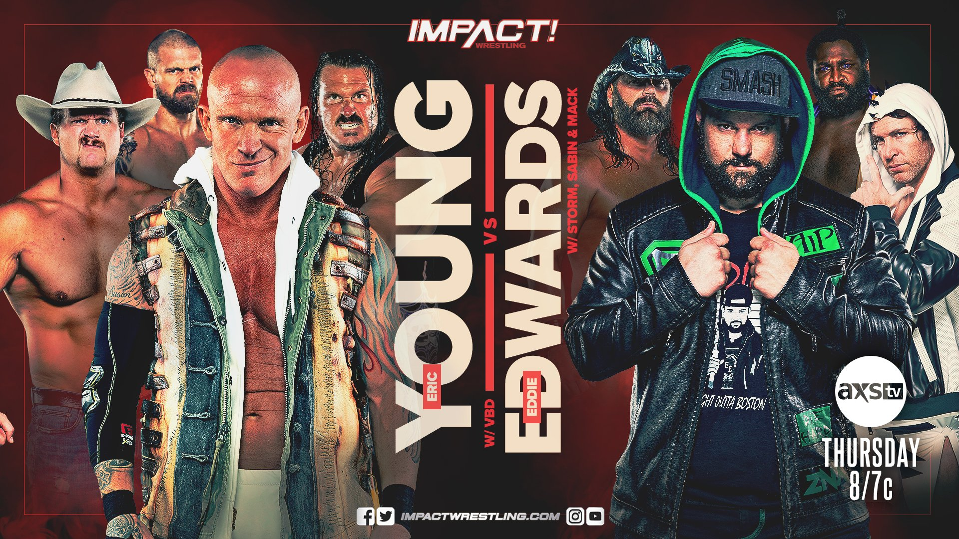 Brace For IMPACT for 4/22/21