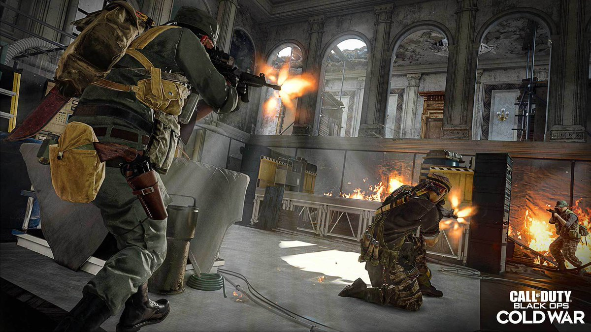 Call of Duty: Warzone patch nerfs the game's new overpowered pistols https://t.co/6tpbnMnOfF https://t.co/gnfVSwALQa