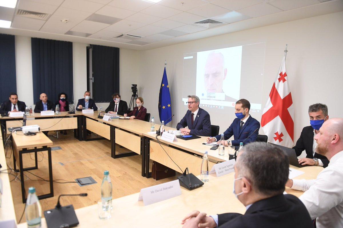 EU Delegation Georgia 🇪🇺