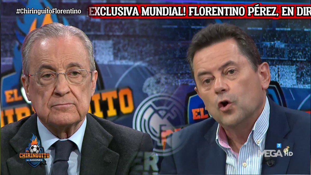 فلورنتينو بيريز:سنحاول اختيار أفضل الحكام