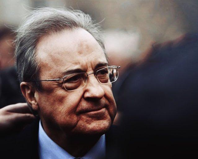 فلورنتينو بيريز :برشلونة يمر بوضع اقتصادي
