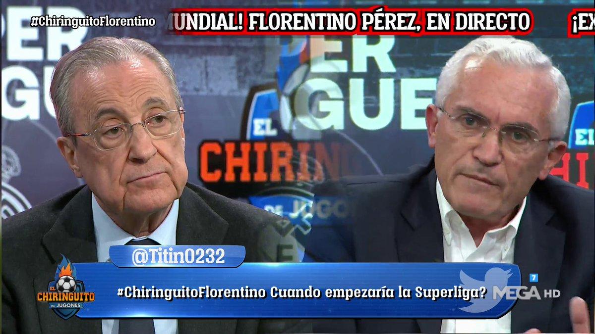 فلورنتينو بيريز:عندما نقول التضامن، فإننا