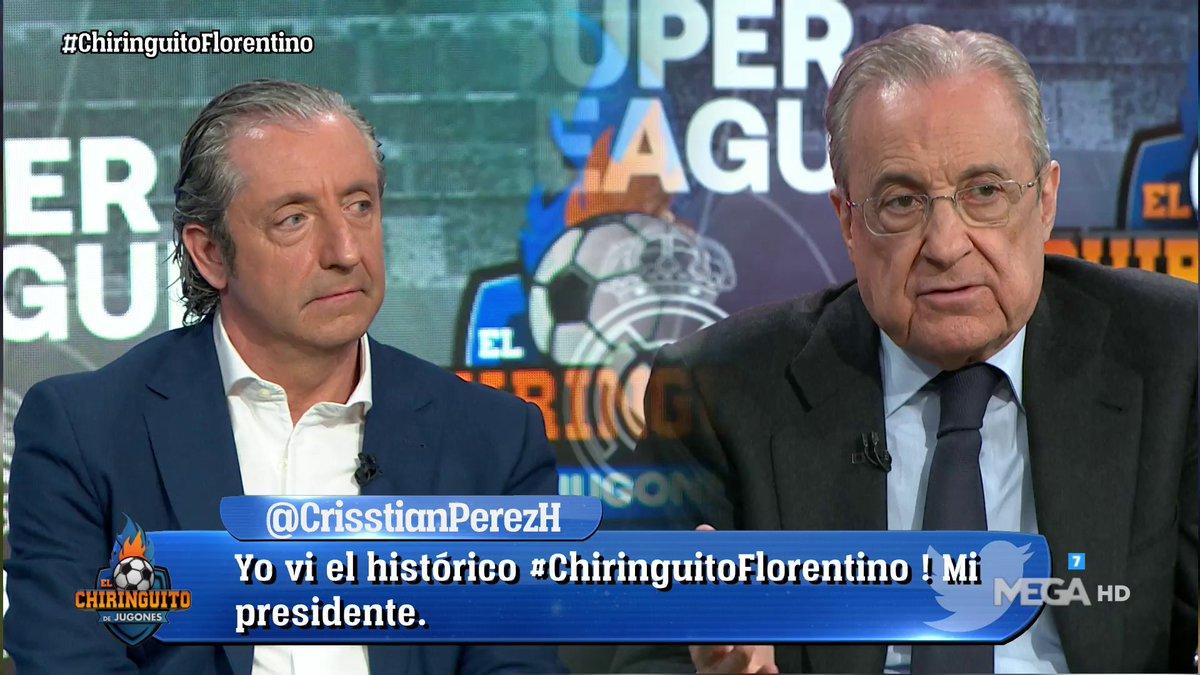 فلورنتينو بيريز:لقد صُدمت من الخبر الذي