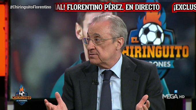 فلورنتينو بيريز:أتمنى أن يبقى ليونيل ميسي