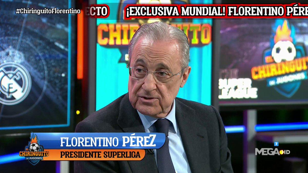 فلورنتينو بيريز:يجب على الأندية المهمة في
