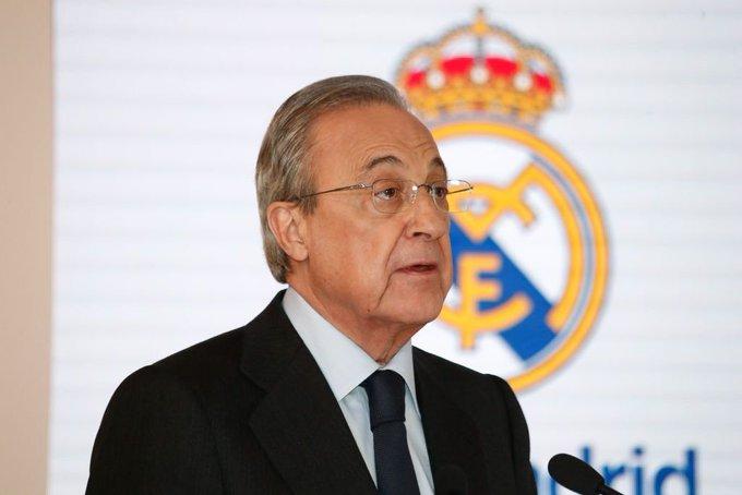 بيريز: هنا في ريال مدريد فقدنا الكثير من