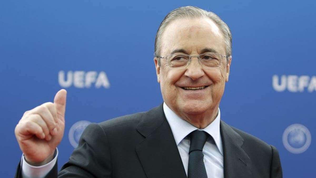 فلورنتينو بيريز: كرة القدم تمر في وضع مادي