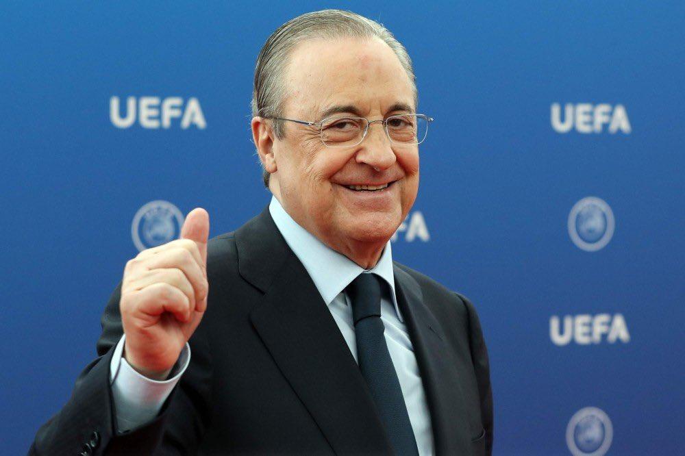 فلورنتينو بيريز :هنا في ريال مدريد فقدنا