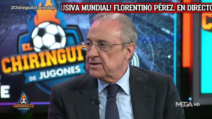 فلورنتينو بيريز:بطولة دوري أبطال أوروبا