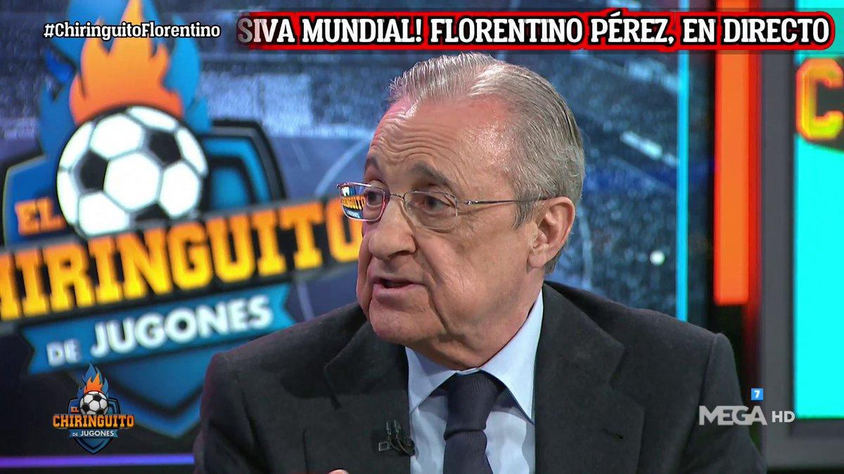 فلورنتينو بيريز:ستستمر الدوريات كما كانت