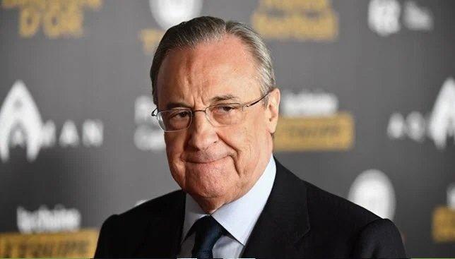 فلورنتينو بيريز : UEFA يريد الاحتكار لكن يجب