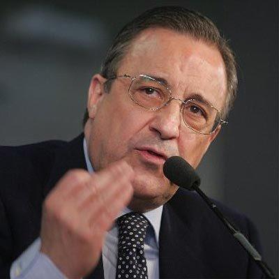 فلورنتينو بيريز :ريال مدريد وتشيلسي