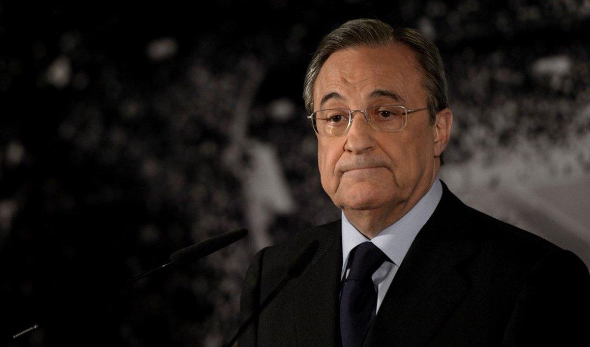 فلورنتينو بيريز :دوري السوبر الأوروبي ليست