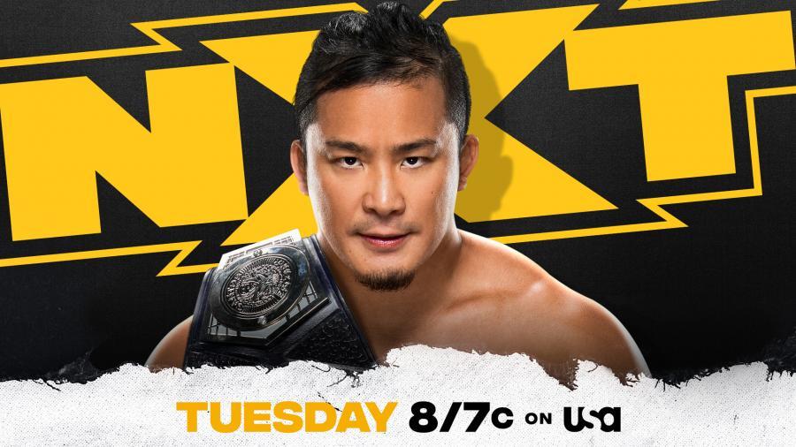 RT @johndauria6: Who is ready for NXT tomorrow? #WWENXT https://t.co/8J7zQ6e0kK