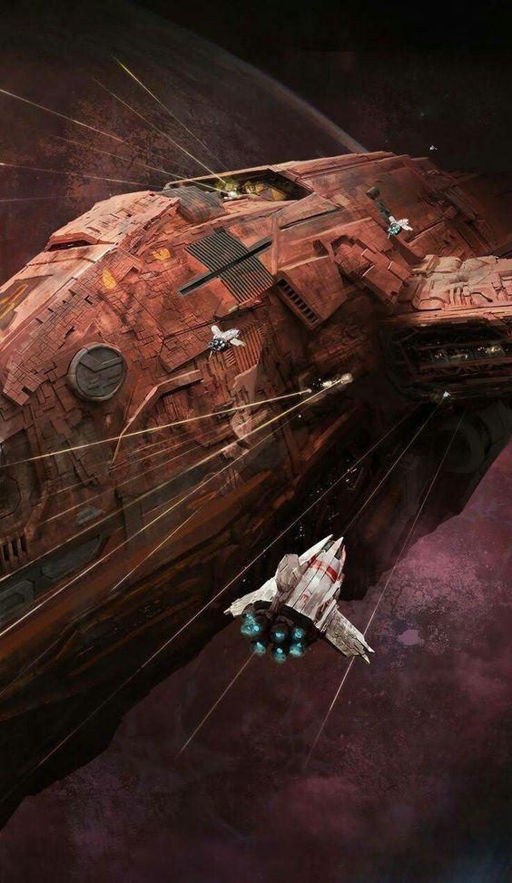 #SciFi #SciFiArt #sciencefiction  🚀👽 More Sci-Fi Here: https://t.co/yUvZZQZJwZ  Follow: @mercurypress