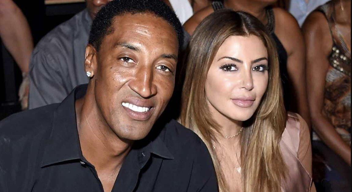 """Larsa Pippen has paid tribute to Scottie Pippen's oldest son, Antron, who passed away at the age of 33: """"Forever in our hearts."""""""