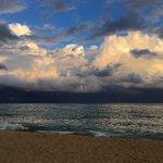 Image for the Tweet beginning: El temps: força núvols i