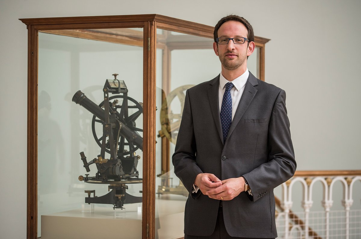 test Twitter Media - We are delighted to announce the appointment of Dr Sam Alberti as our new Director of Collections 🎉  Congratulations, @sjmm_alberti 👏🏽 https://t.co/7mN8LiampL