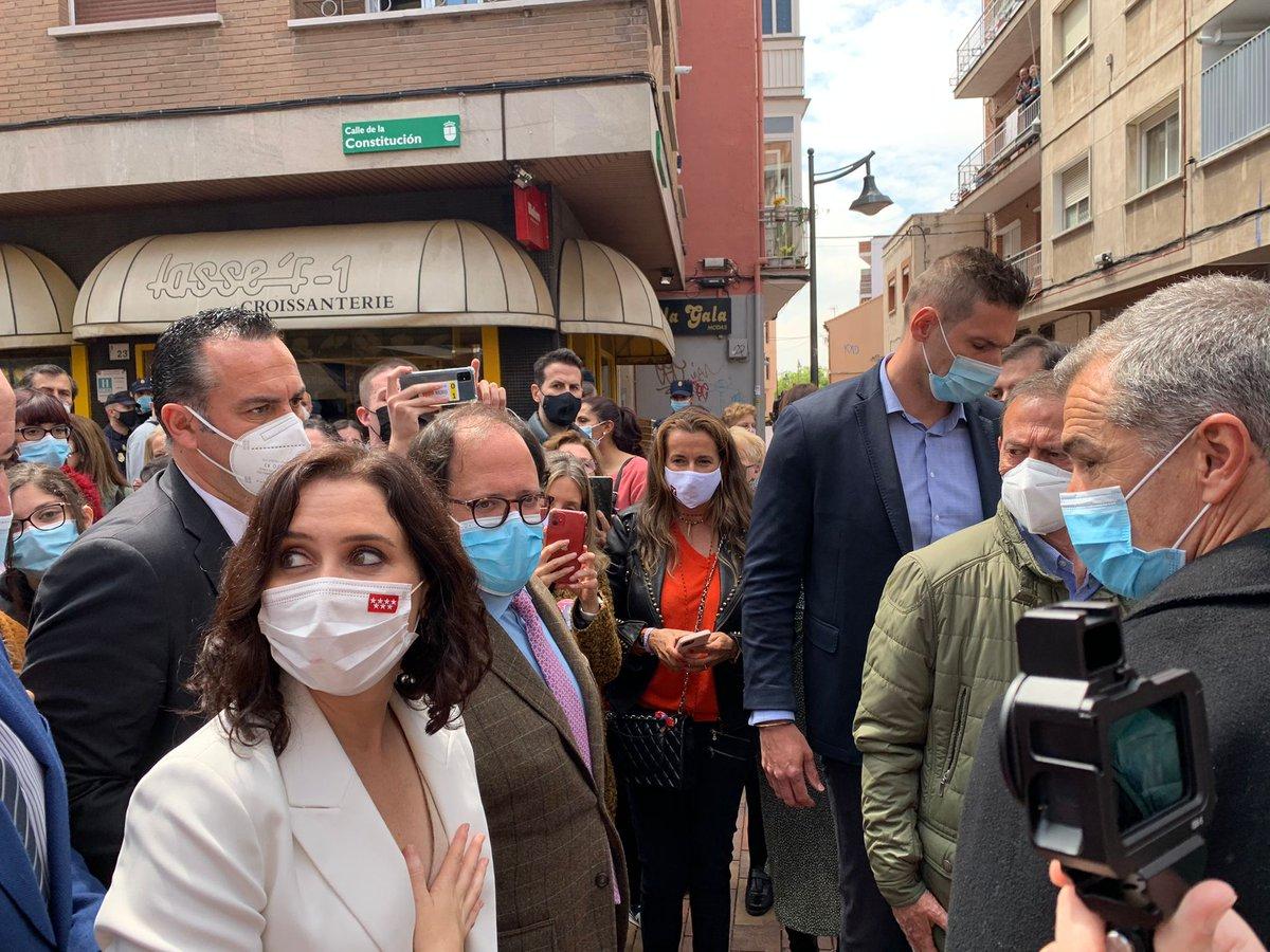 Foto cedida por PP Madrid