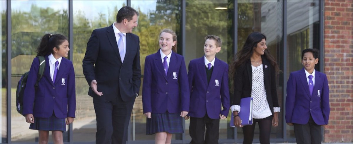 @croxleydanes have an exceptional opportunity as they look to recruit an Assistant Headteacher - Director of Sixth Form.  For more information see our website @Teachinherts ,or @tes. Closing date for applications is Monday 10th May 2021 - 9.00am. https://t.co/jxJjxTCZzj