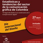 Image for the Tweet beginning: Hoy, Día Internacional del Diseño
