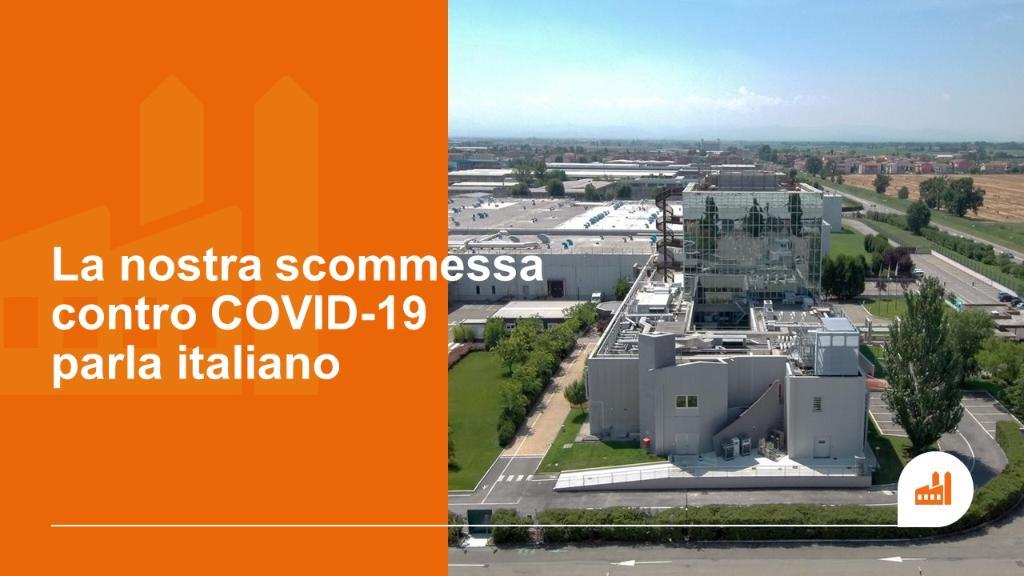 Su Il Sole24 ORE, oggi in edicola, il nostro AD Fabio Landazabal racconta i progressi nella ricerca contro Covid e il ruolo industriale dello stabilimento GSK di Parma in questa scommessa di salute globale. @sole24ore https://t.co/qIFrDwg9Kl