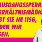 Image for the Tweet beginning: Zur #Infektionsschutzgesetz-Novellierung haben wir vier