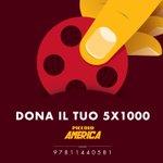 Image for the Tweet beginning: Col vostro aiuto, abbiamo organizzato