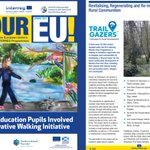 The #TrailGazers project is featured in Spring '21 edition of 'Your EU!' 👏 https://t.co/FR4BK84V3U