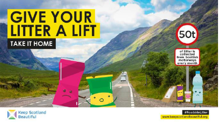 test Twitter Media - We all love to take advantage of what's on our doorstep🏴  But please be considerate and #GiveYourLitterALift  It's important we all take responsibility and #KeepScotlandBeautiful💙  More info: https://t.co/i3UIam2chc  .@ZeroWasteScot  @KSBScotland @VisitScotland https://t.co/59etSH1mpL