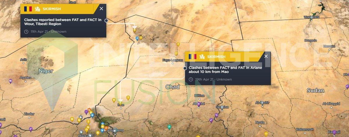 Ubijen dugogodišnji predsjednik Čada samo dan nakon pobjede na izborima EzaabpHVkAM3Sw8