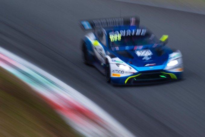 Blue streak. No.159 @Garage_59 Aston…
