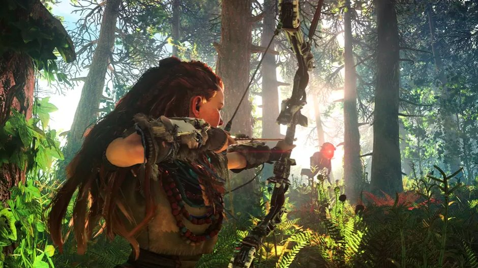 Sony is giving away 'Horizon Zero Dawn' for free on PS4 and PS5 https://t.co/Ke4vJT8xVt https://t.co/kxs3IsNniA