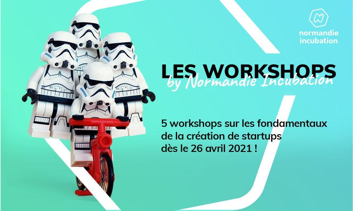 Lancer sa startup : besoin d'un coup de pouce ? Nos 5 workshops sur les fondamentaux de la création de…