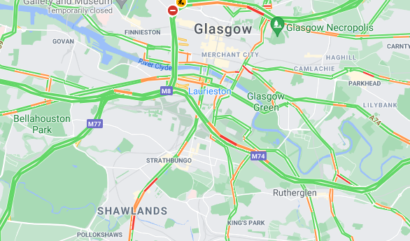 test Twitter Media - NEW❗️⌚️13:35  #M74 southbound   Two abnormal loads travelling south, just passing junction 2A at present.  If using the #M74, please be prepared for possible delays.  @SWTrunkRoads https://t.co/8PGuTeVyGc