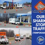 Image for the Tweet beginning: PROFESSIONAL. TRUSTED. SAFE. Landshark Traffic Services is a